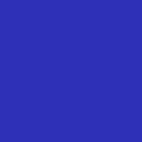 Blaues Quadrat mit 72dpi